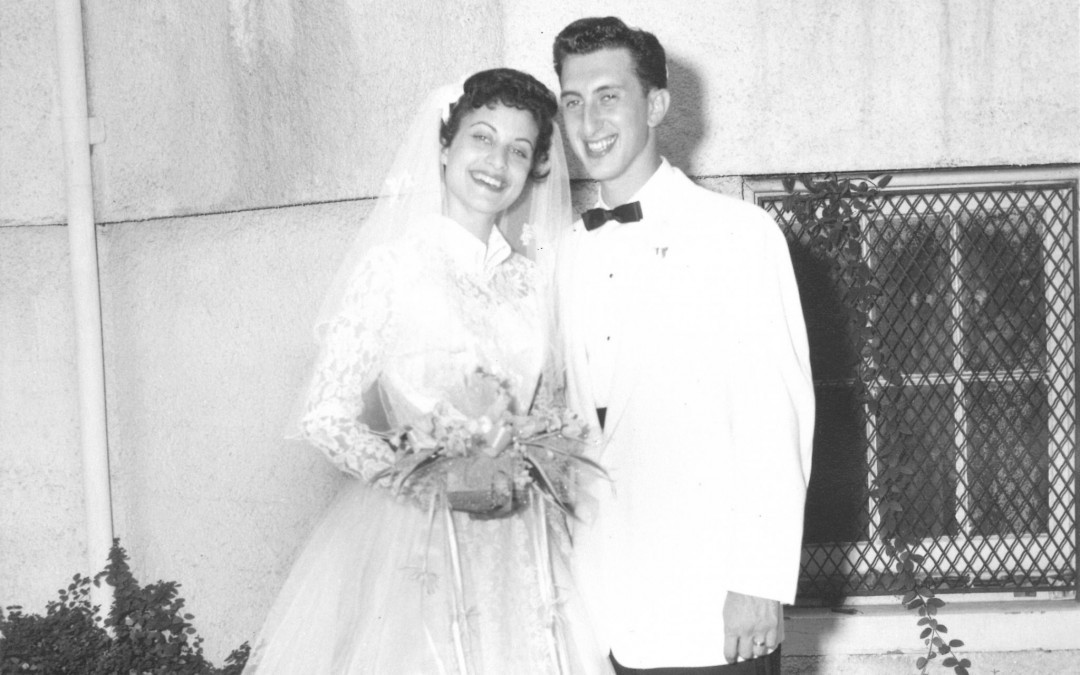 Couple Celebrates Wedded Bliss for Six Decades