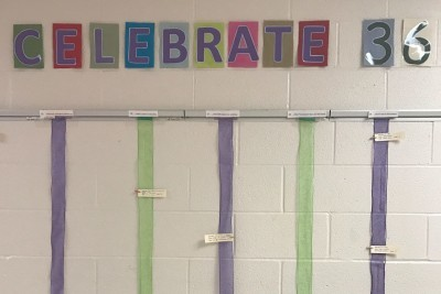 KSDS Celebrates 36 Years Through Reading