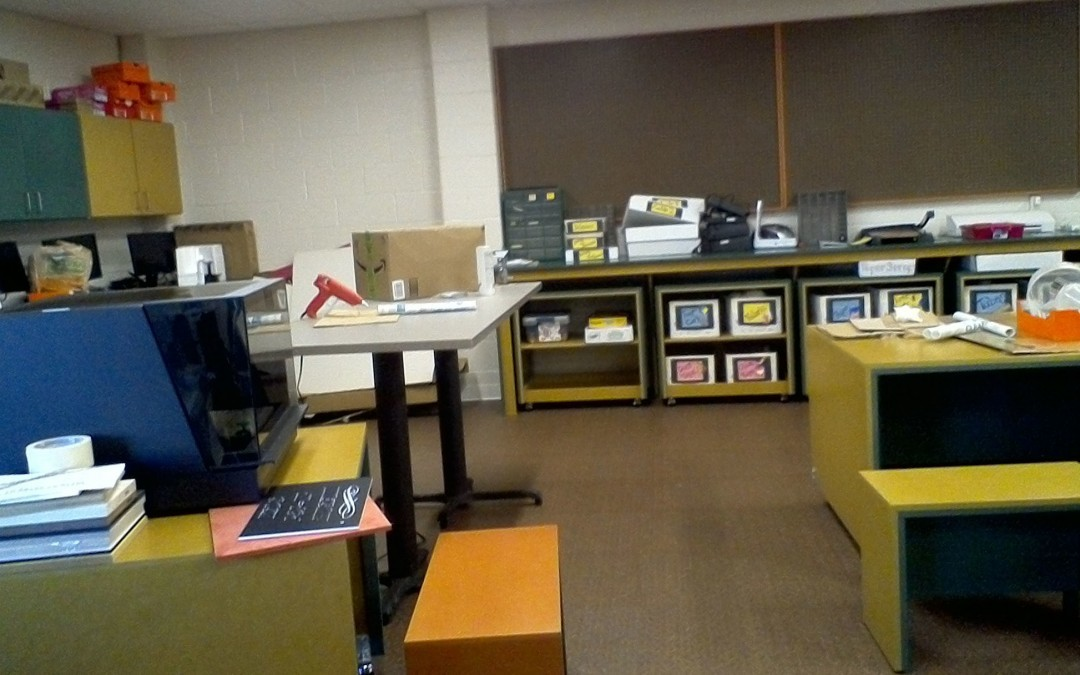 The Makerspace: KSDS's Newest Addition