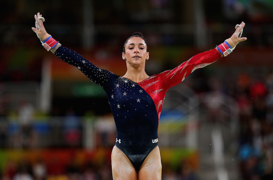 Aly Raisman Says Olympic Team Doctor Molested Her