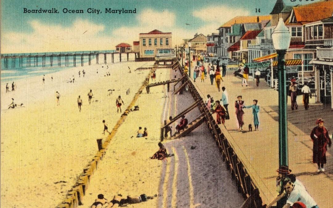 LBJ Advisor was Instrumental in Ocean City's Rise as Resort Mecca