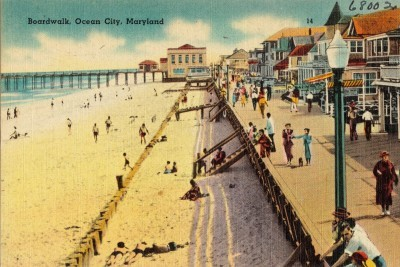 LBJ Advisor was Instrumental in Ocean City's Rise as Resort Mecca