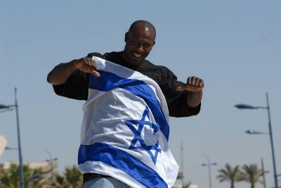 Why So Many African-American Pro Basketball Players Love Israel