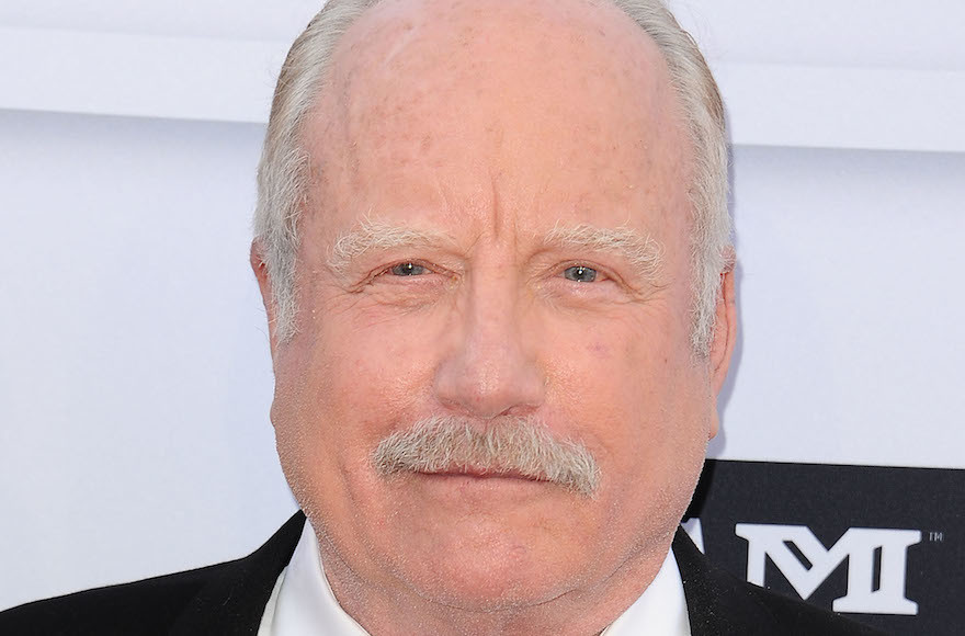 Richard Dreyfuss Accused of Exposing Himself to Young Writer in 1980s