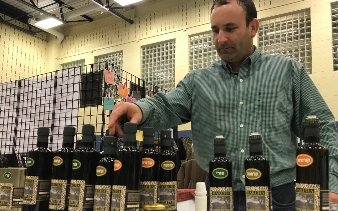 Pikesville-Born Farmer Brings Israeli Olive Oil to the Free State
