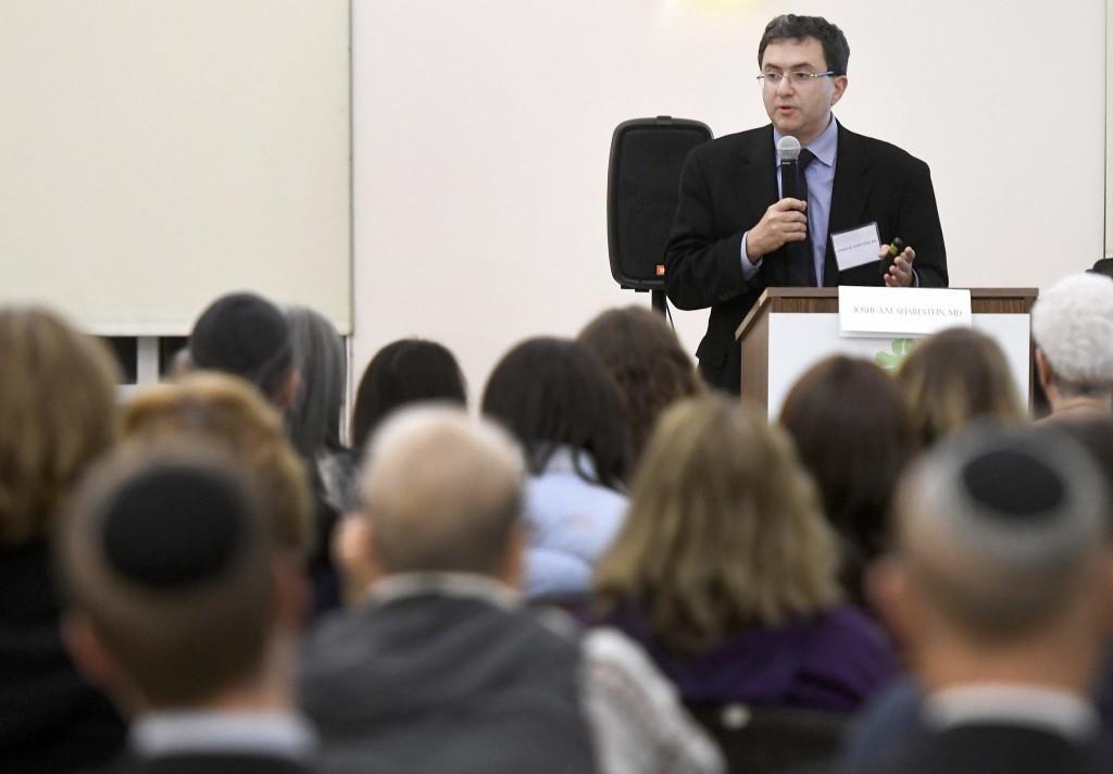 Dr. Joshua M. Sharfstein