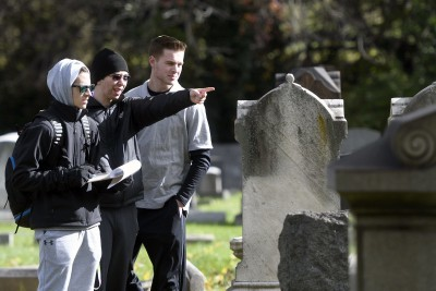 Project to Create Database for Baltimore's Jewish Cemeteries