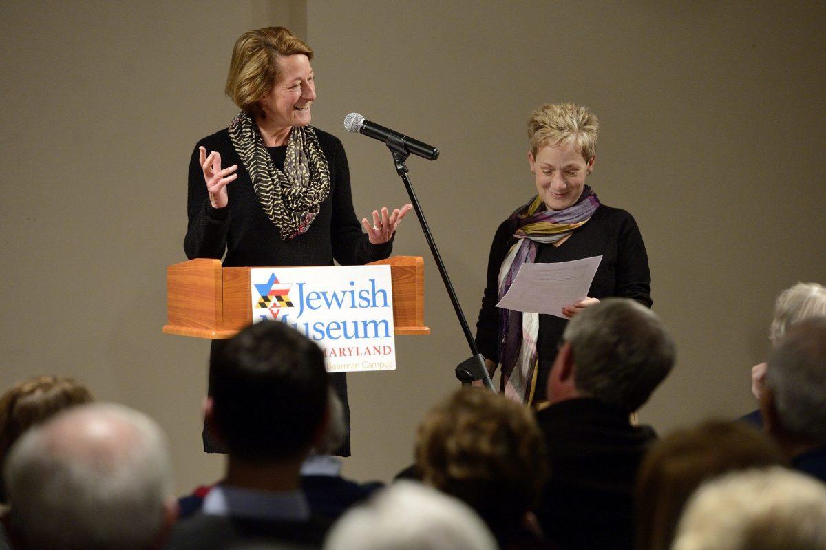 Judy Sandler and Marie Schott - JMORE