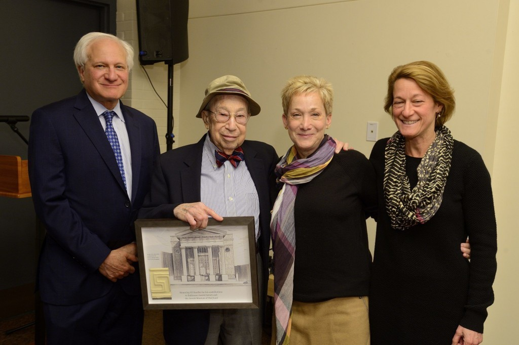 Jewish Museum of Maryland Pays Tribute to Gil Sandler - JMORE