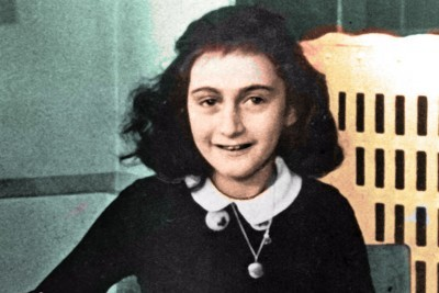 A New Play Shows the Real Anne Frank