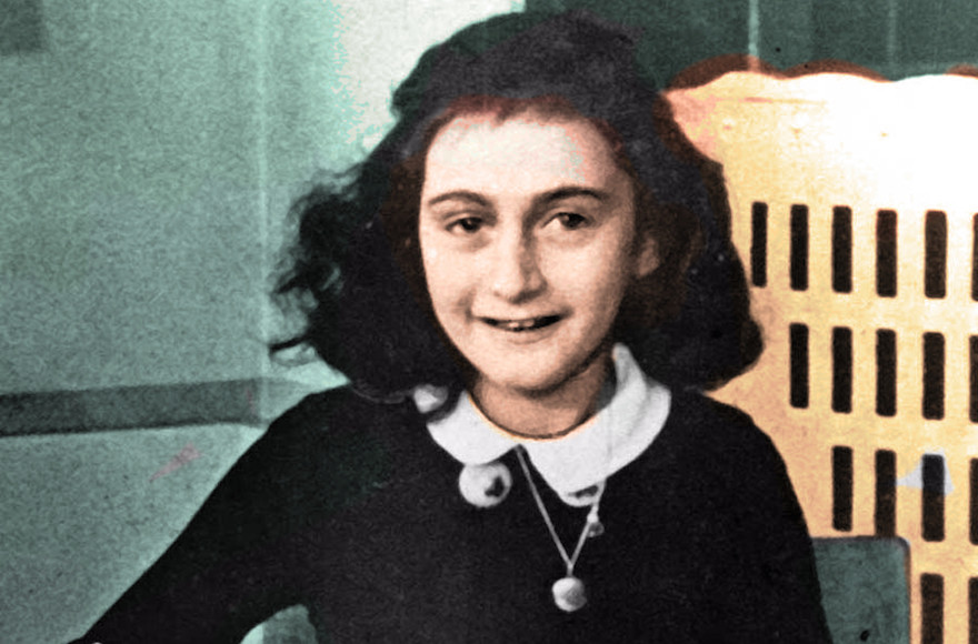 New Dutch Play About Anne Frank Doesn't Mention Jews or Nazis