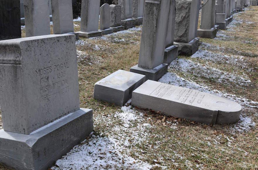 Anti-Semitic Incidents Surge in United States, ADL Says