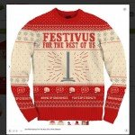 Festivus for the Rest of Us sweater