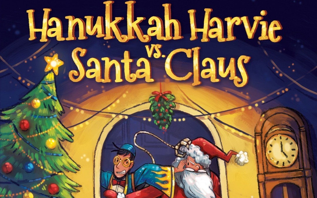 Here are 8 New Children's Books for Chanukah
