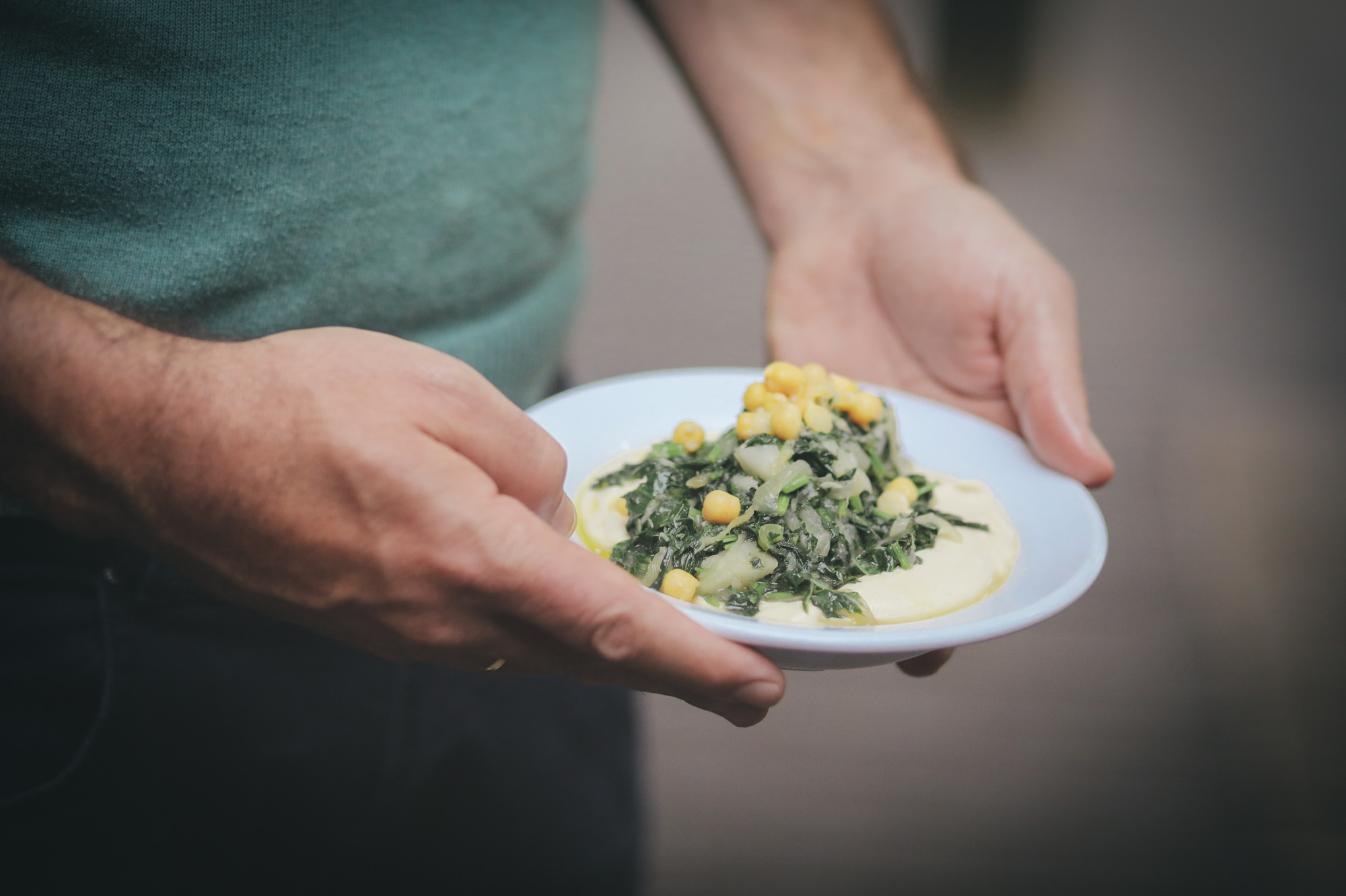 Hummus Among Us: Chefs Debate What Makes Israeli Food Israeli