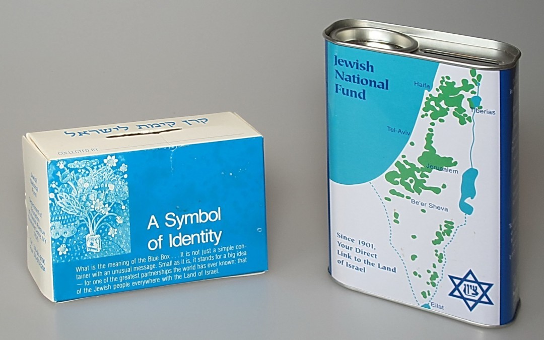 Israel Wants a Bigger Cut from Nonprofit Behind Blue Tzedakah Boxes