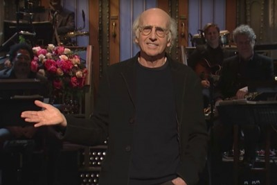 Larry David's Holocaust Joke Was an Offense — Against Comedy