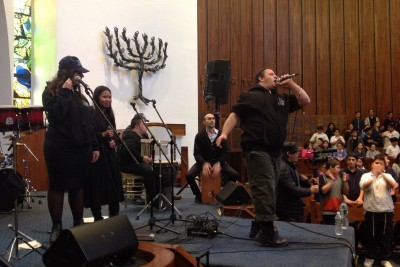 Israeli Band Doesn't Let Disability Get in the Way of Making Music