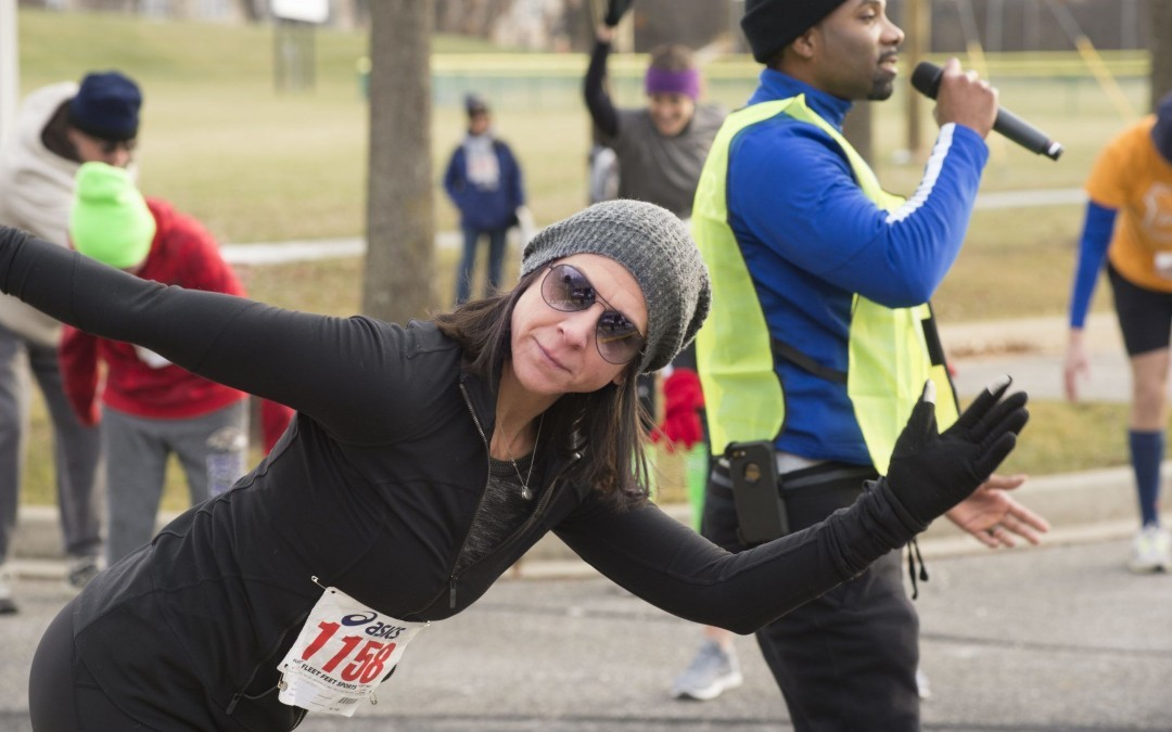 Community Comes Out for Hot Chocolate Run