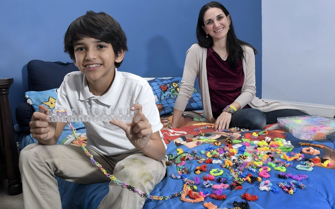 Isaac's eStand Teaches Young Entrepreneurs About Commerce