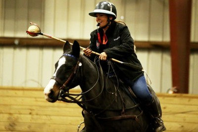 Garrison Forest's New Polo Coach Takes the Reins