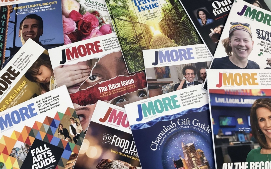 2017 in Review: Jmore Cover Stories