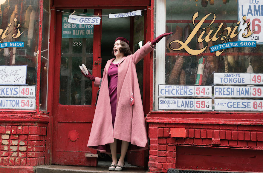 Golden Globes 2018: 'Marvelous Mrs. Maisel' and Other Jewish Nominees