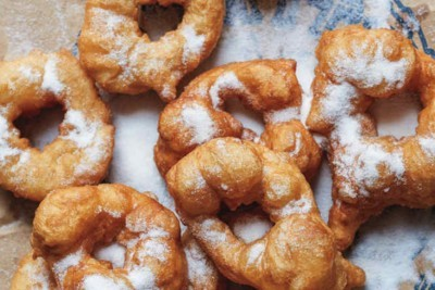 This Humble Moroccan Doughnut is Israel's Chanukah Staple