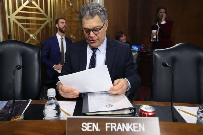 Al Franken's Resignation Pains his Jewish Fans in Minnesota