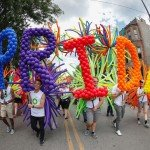 Gay and Lesbian Pride Parade in Chicago