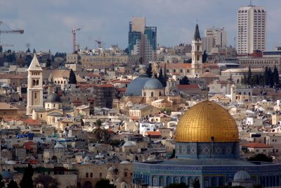 Israel's Future to be Discussed at Beth Tfiloh Event