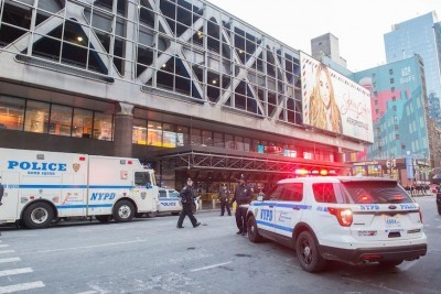 N.Y. Port Authority Suspect Blames Bombing on Israeli Actions in Gaza
