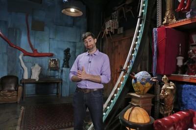 HQ Trivia Host Scott Rogowsky Dishes on his Cringeworthy Bar Mitzvah