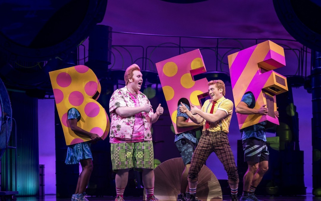 This 25-Year-Old Jewish Guy Plays SpongeBob on Broadway