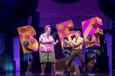 This 25-Year-Old Jewish Guy Plays SpongeBob on Broadway