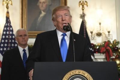 Over 130 U.S. Jewish Studies Scholars Criticize Trump's Jerusalem Decision