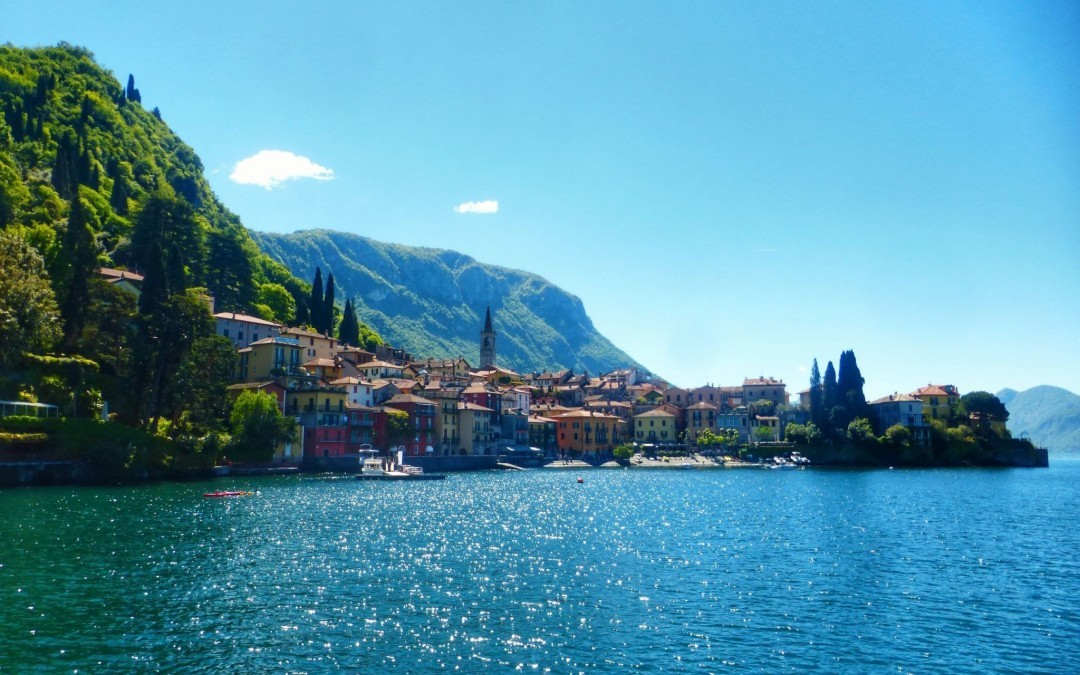 The Magic of Italy's Lake District Cannot be Denied