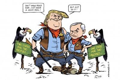 Israeli Illustrator Michel Kichka on 'Fake News' and His Next Graphic Novel