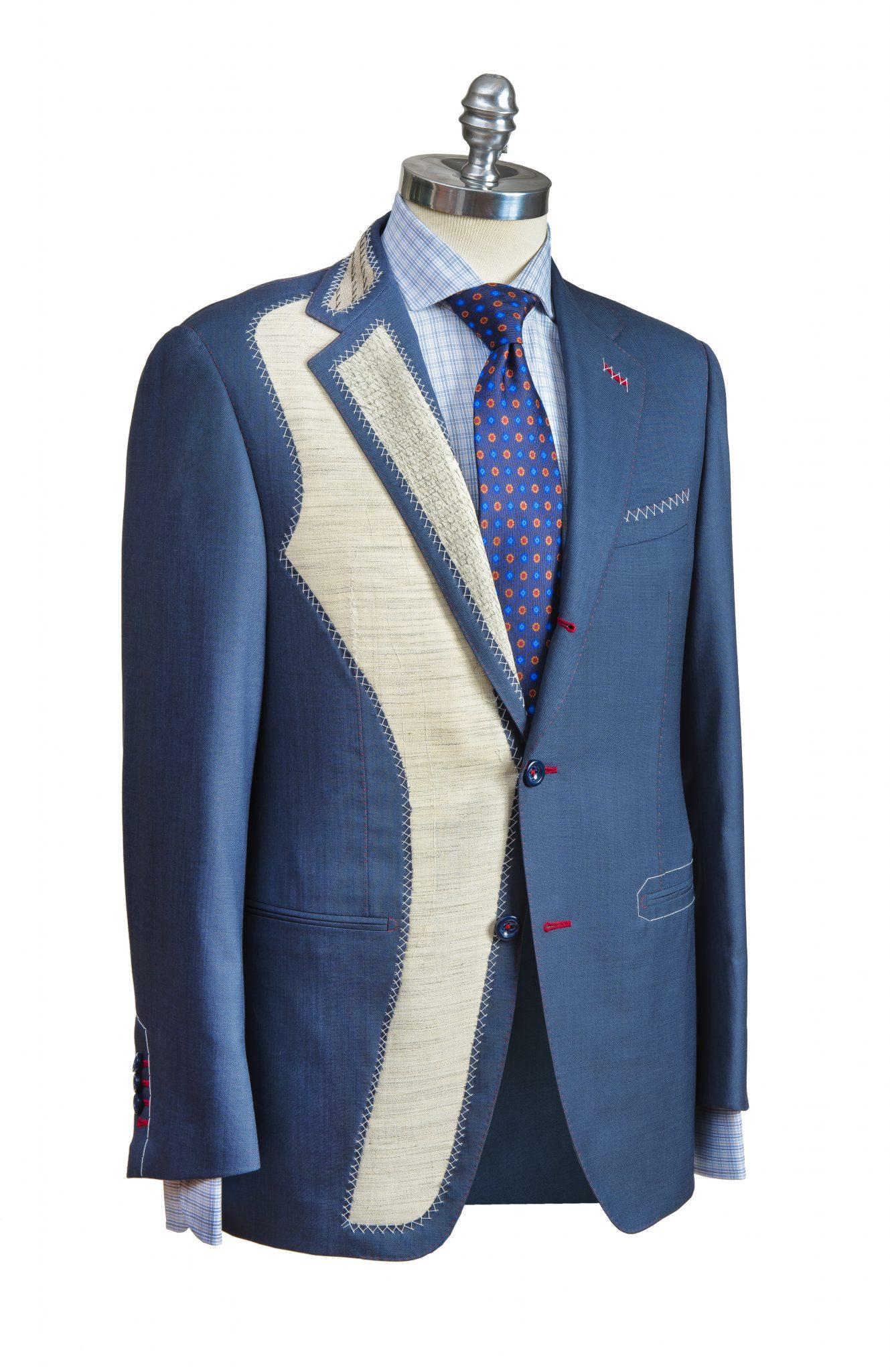 Custom-made suit