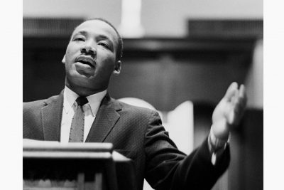 What Martin Luther King Jr. Learned on a Visit to Jerusalem