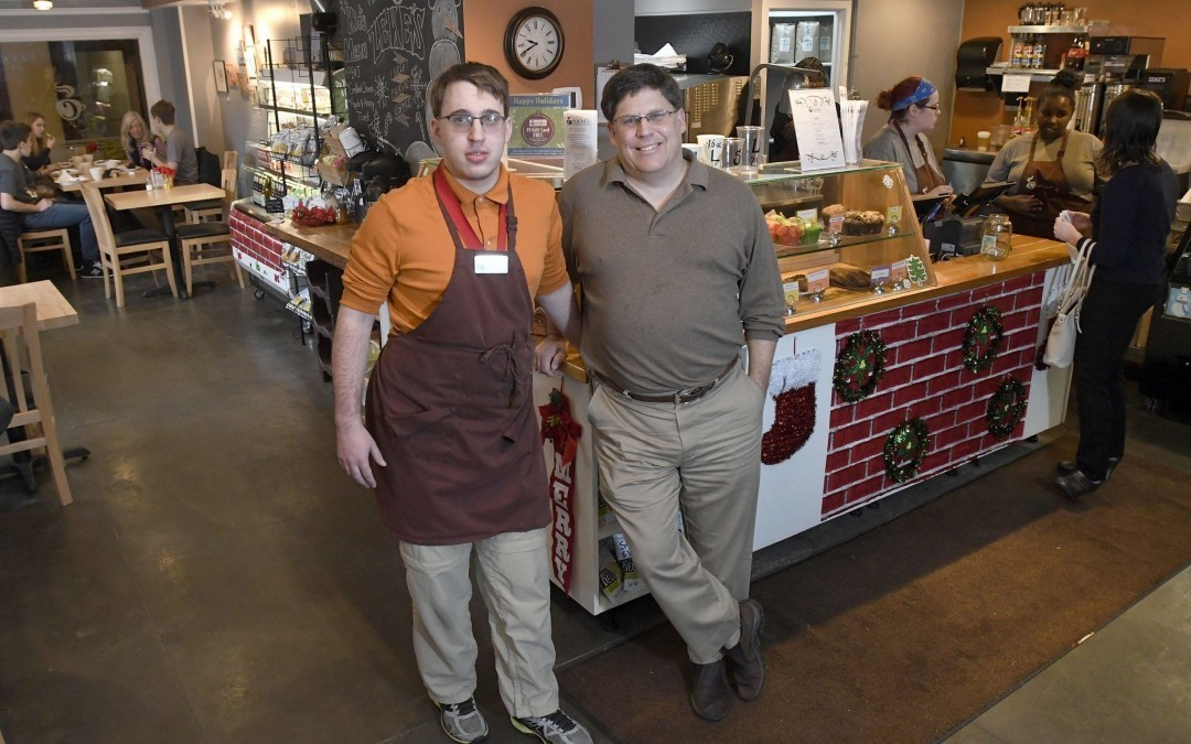Sam's Canterbury Cafe Creates Professional Opportunities for Adults with Autism