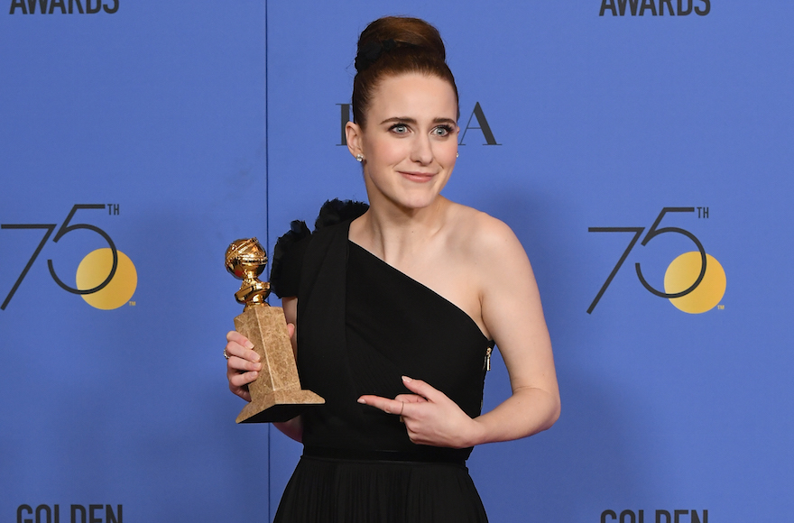 'The Marvelous Mrs. Maisel' Named Best TV Comedy at Golden Globes