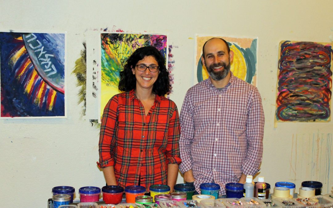 This Art Studio in Berkeley is Combining Painting and Prayer