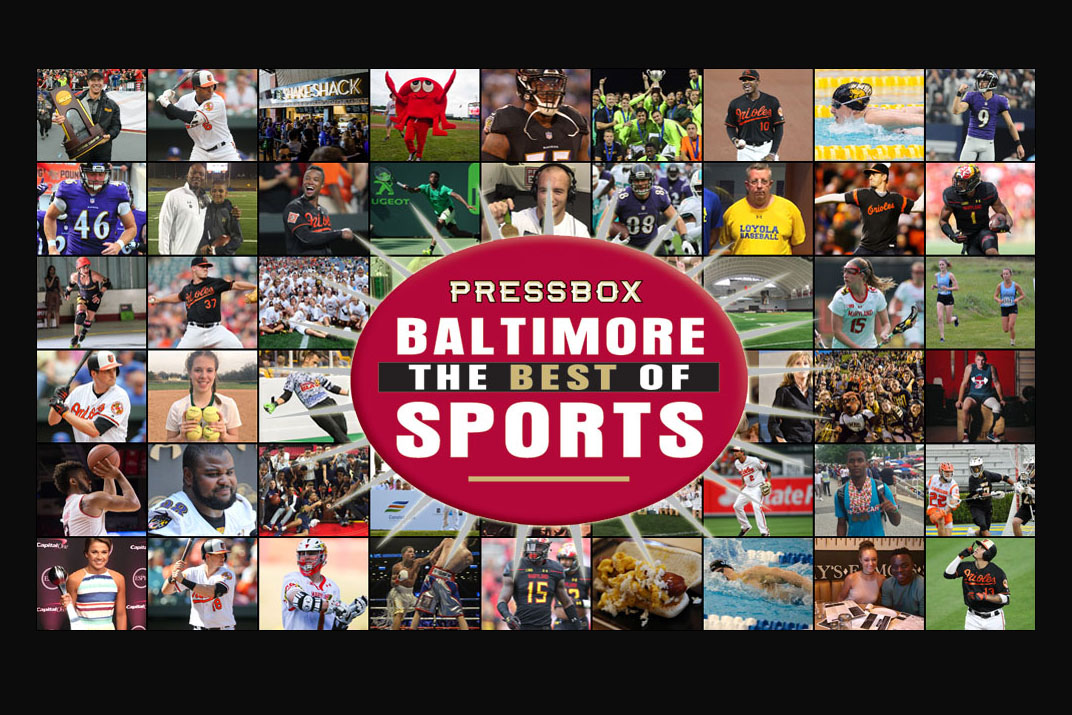 PressBox's The Best of Baltimore Sports