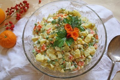 The Beloved Potato Salad from My Russian Jewish Childhood