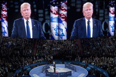 Democrat-Republican Split on Israel is the Widest in 40 years, Poll Finds