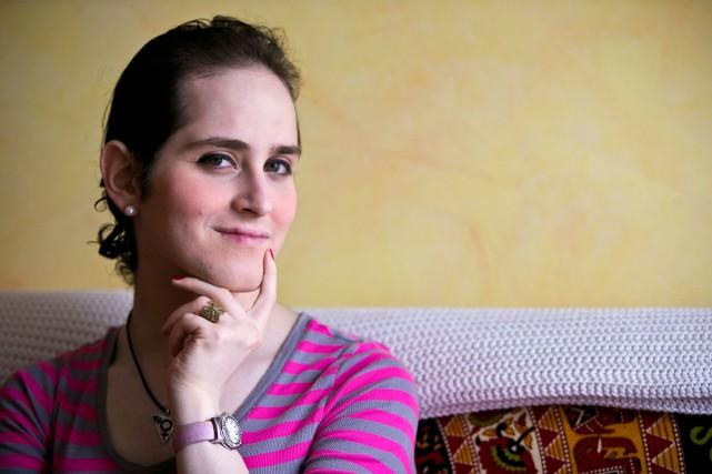 Jewish Transgender Activist Speaks in Baltimore