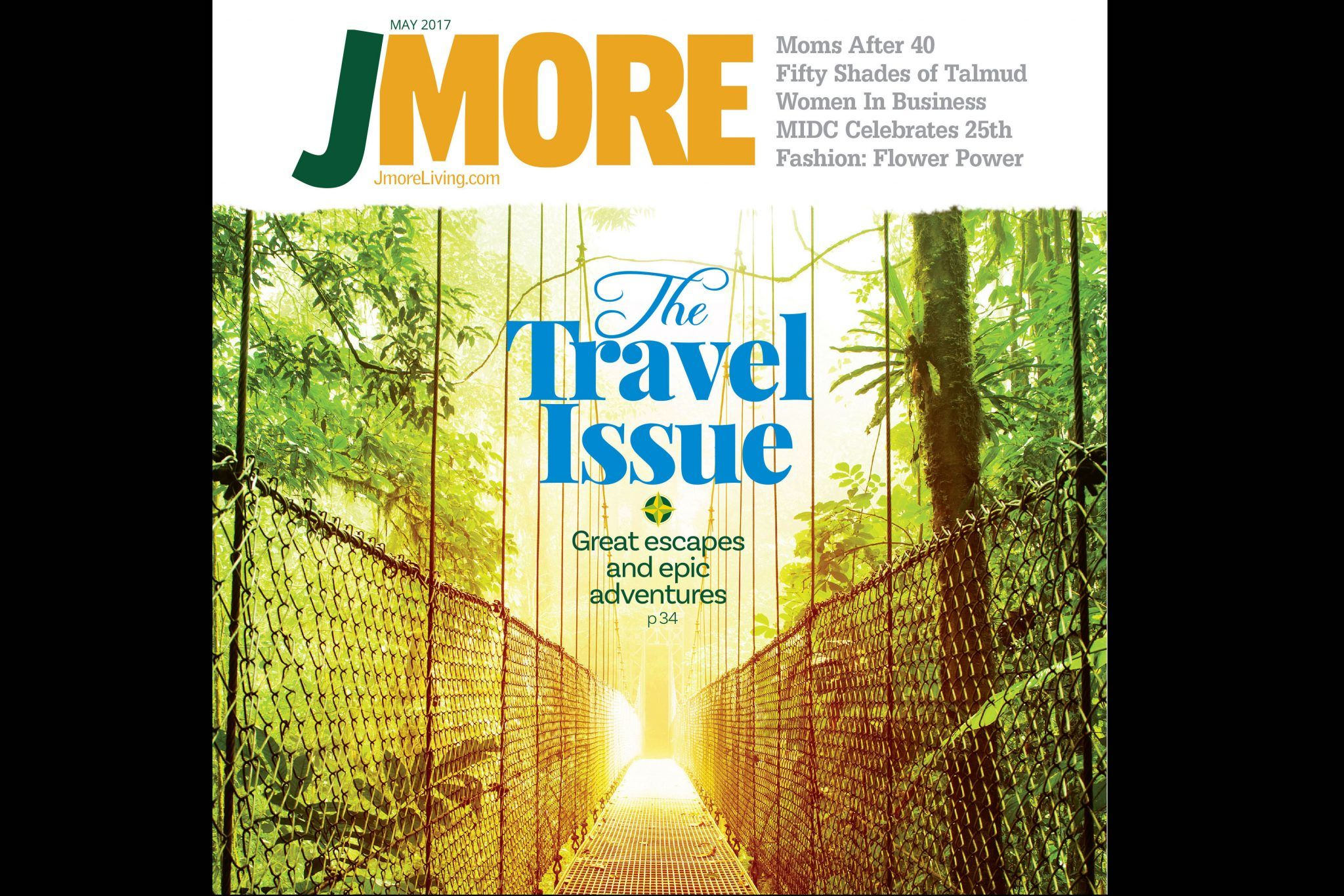 Jmore covers: May 2017