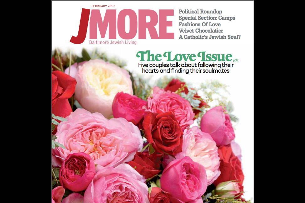 Jmore covers: February 2017