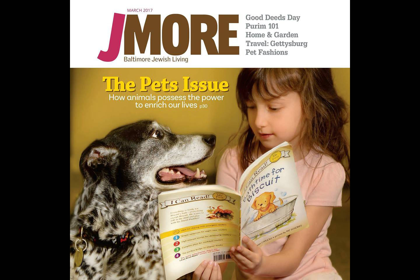Jmore covers: March 2017